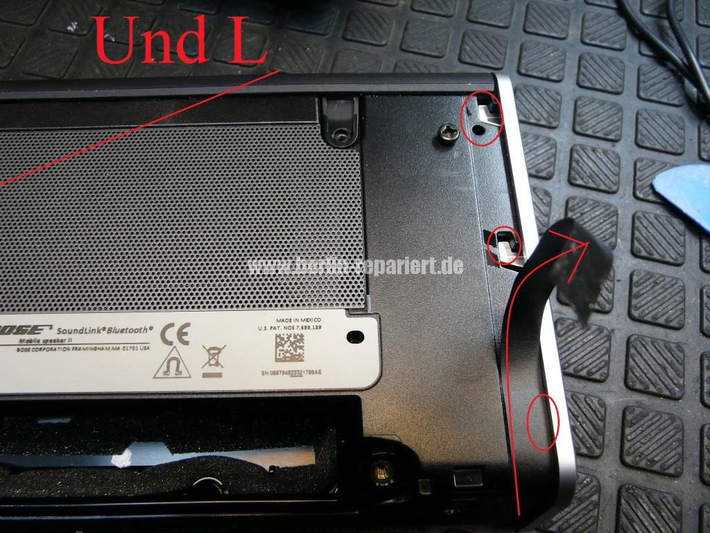 BOSE Mobile Speaker II, keine Funktion (7)