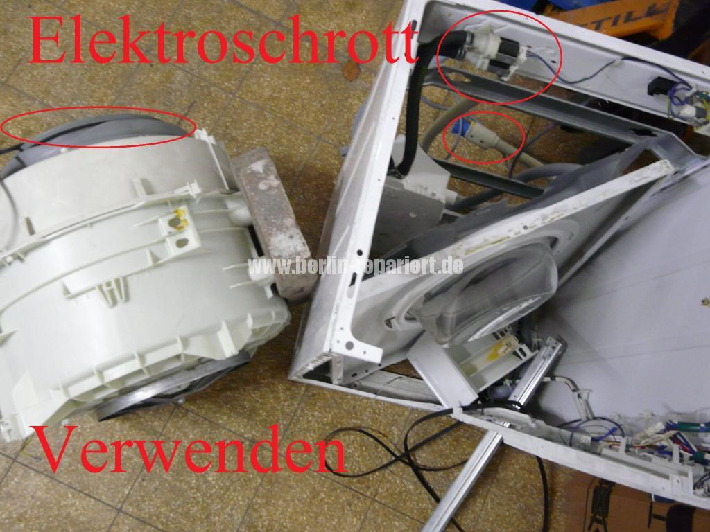 Bauknecht WA Sense XL34TDi, Kugellager Defekt (35)
