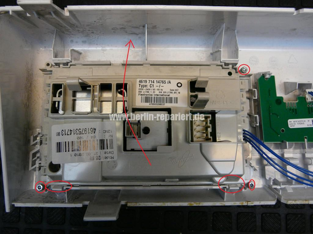 Bauknecht WAT Plus 512 Di, keine Funktion (2)