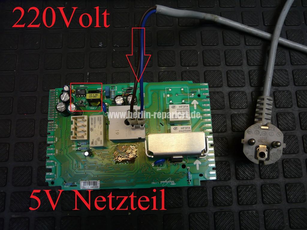 Bauknecht WAT Plus 512 Di, keine Funktion (6)
