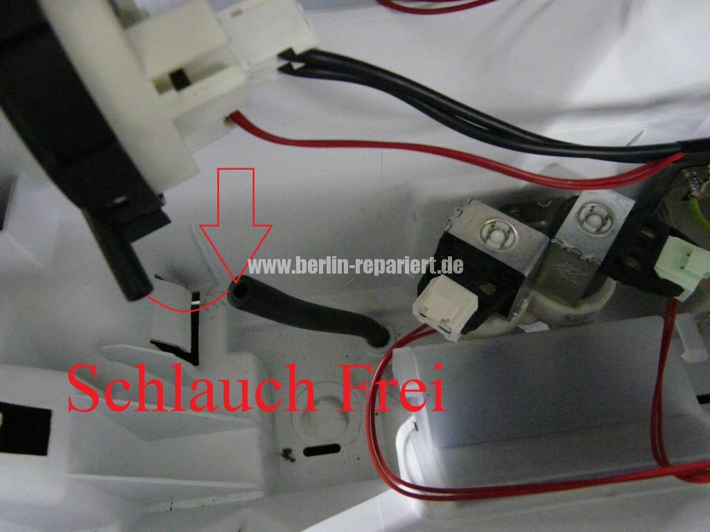 Bauknecht WAT Sensitive 31 Di, nicht genug Wasser (7)