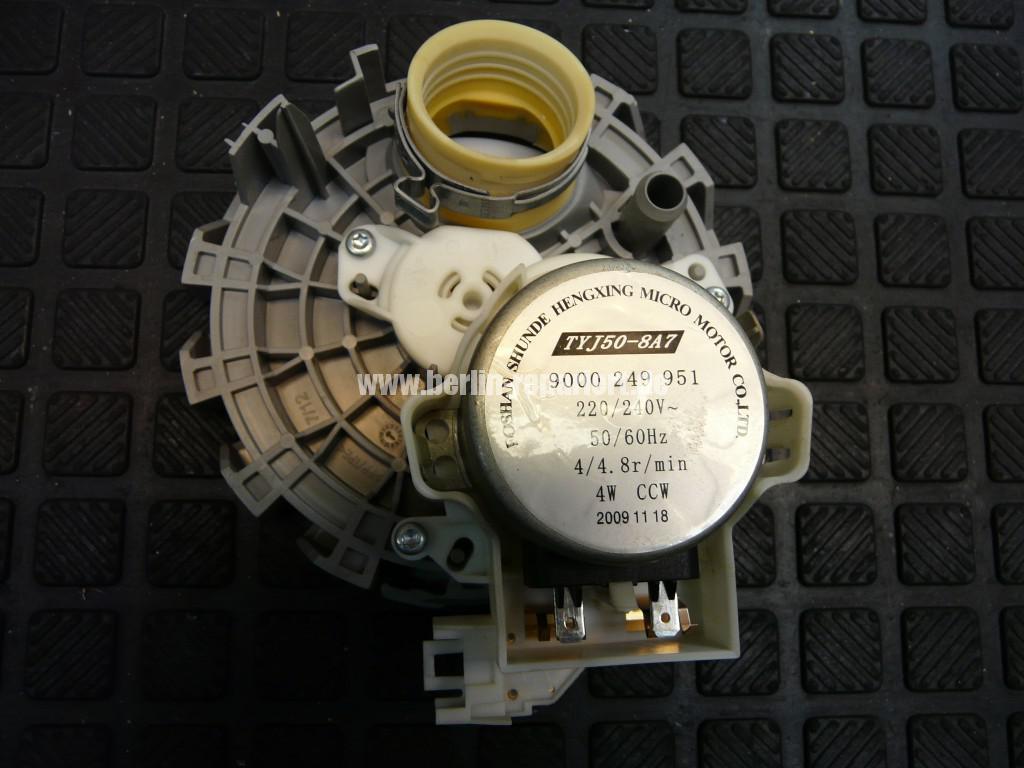 Bosch SMS58M, verliert Wasser, Start Taste Defekt (5)