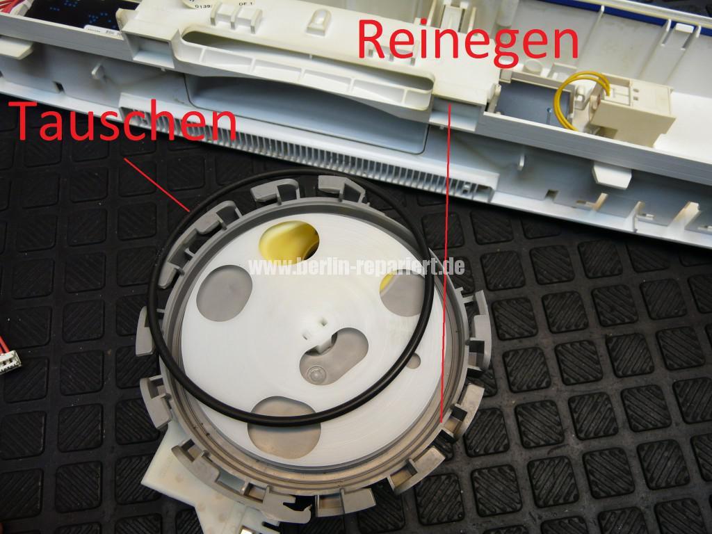 Bosch SMS58M, verliert Wasser, Start Taste Defekt (6)