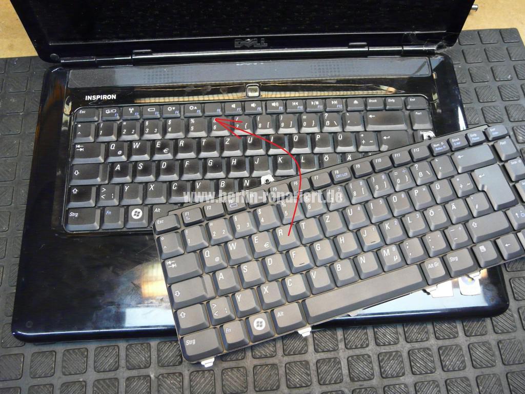 Dell Inspiron 1545, Tastatur  Defekt (2)