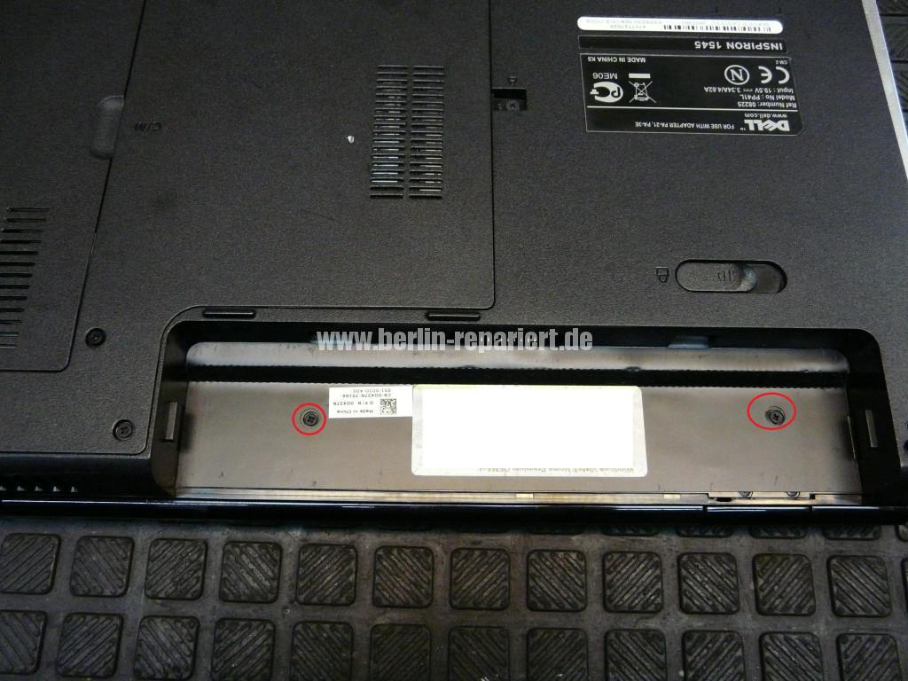 Dell Inspiron 1545, Tastatur  Defekt (3)
