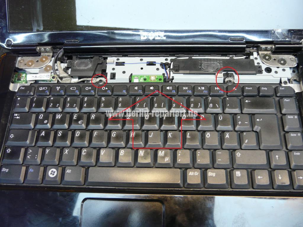Dell Inspiron 1545, Tastatur  Defekt (5)