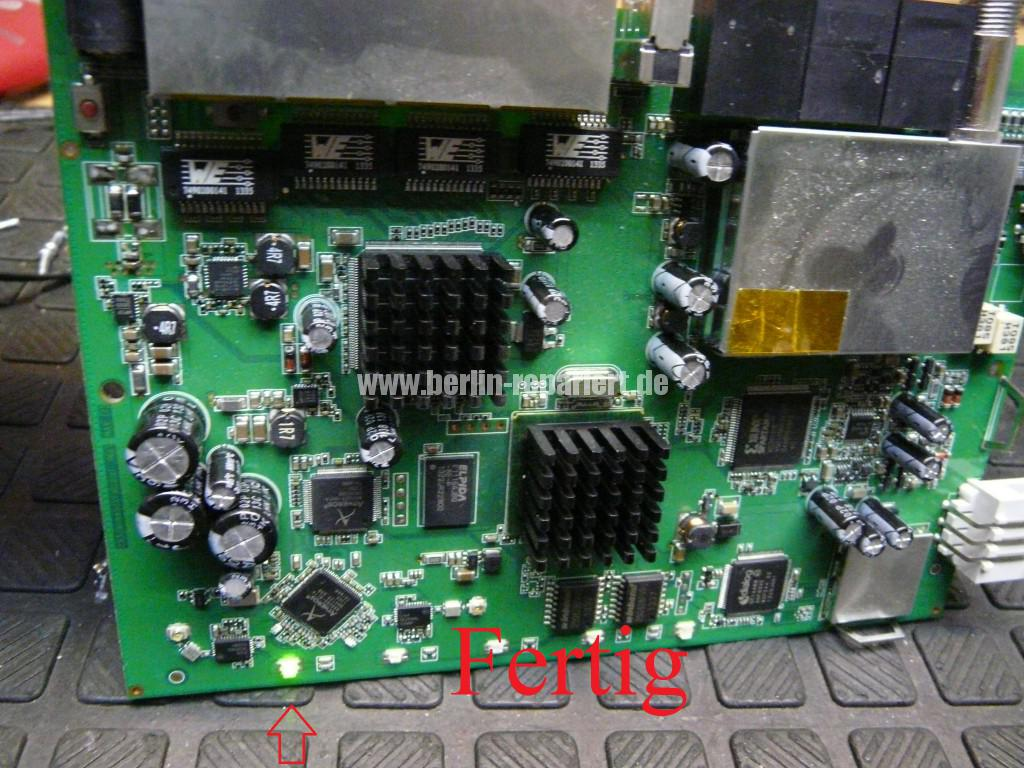 Fritz Box 6360 Cable, keine Funktion, Reparieren (12)