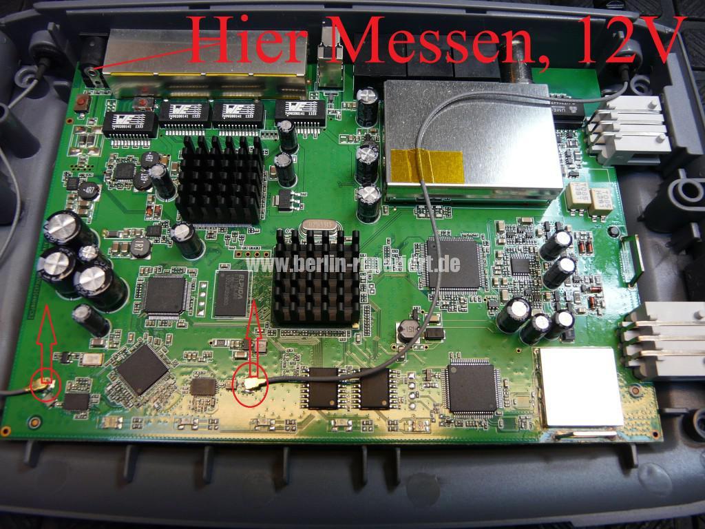 Fritz Box 6360 Cable, keine Funktion, Reparieren (3)