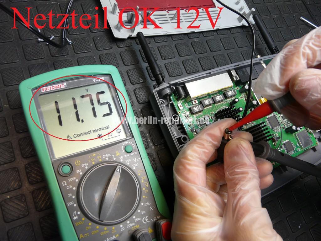 Fritz Box 6360 Cable, keine Funktion, Reparieren (4)
