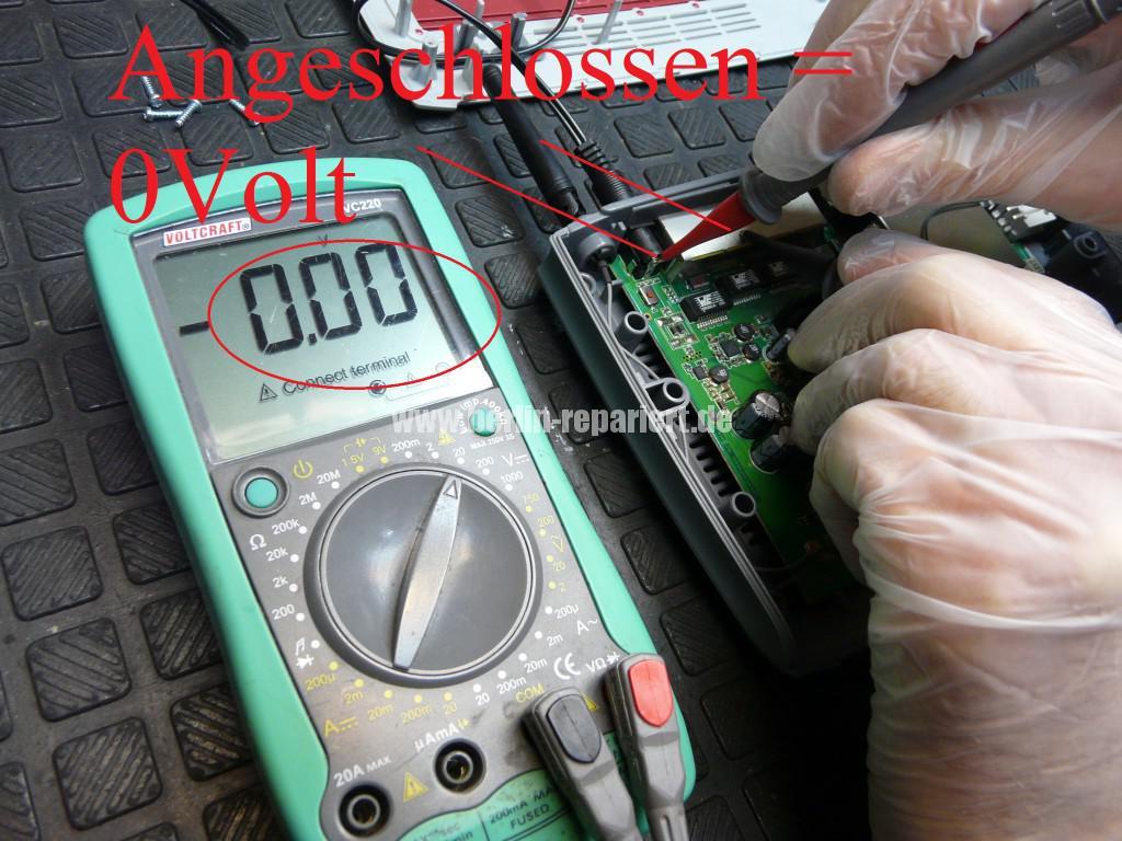 Fritz Box 6360 Cable, keine Funktion, Reparieren (5)