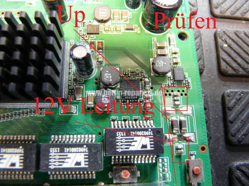 Fritz Box 6360 Cable, keine Funktion, Reparieren (8)