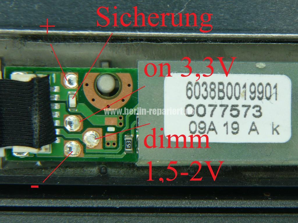 Fujitsu Celsius H265, kein Bild (4)