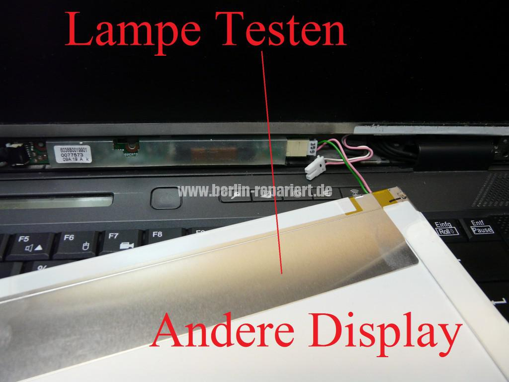Fujitsu Celsius H265, kein Bild (6)