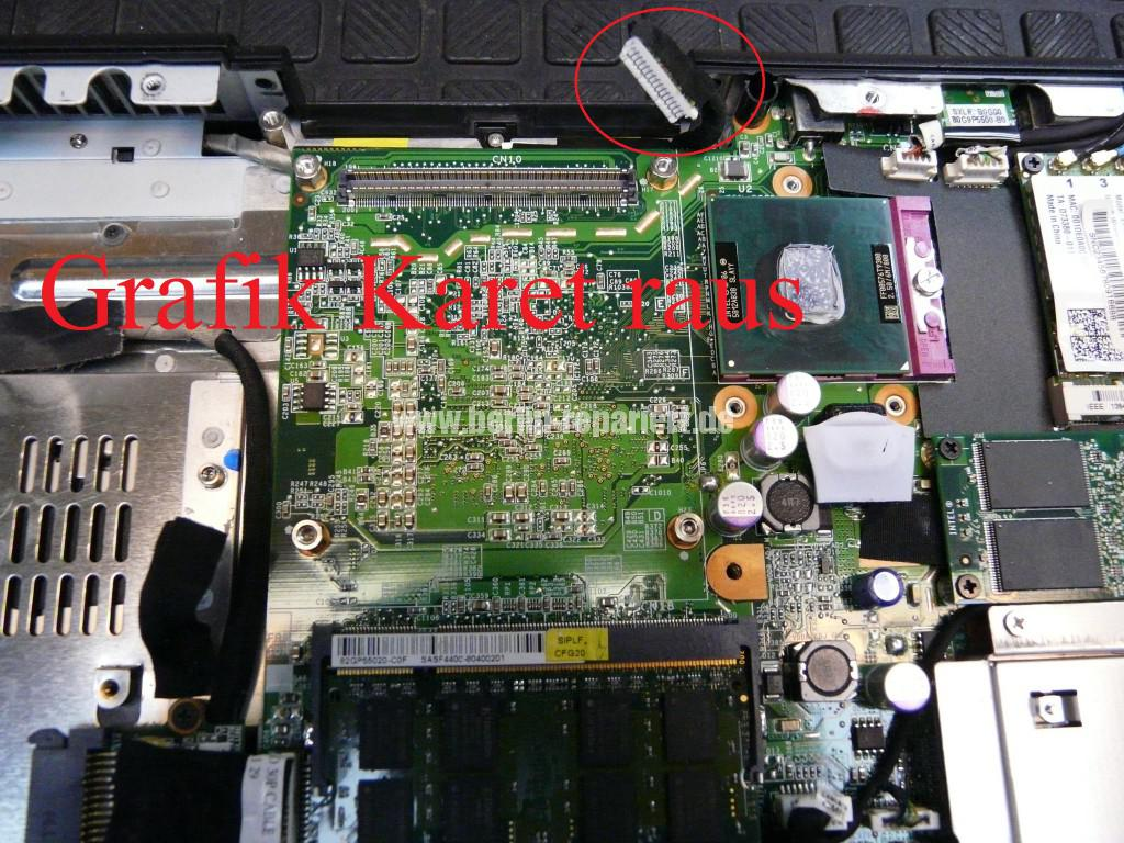 Fujitsu Siemens Amilo Xi2550, Startet nicht, kein Bild (9)