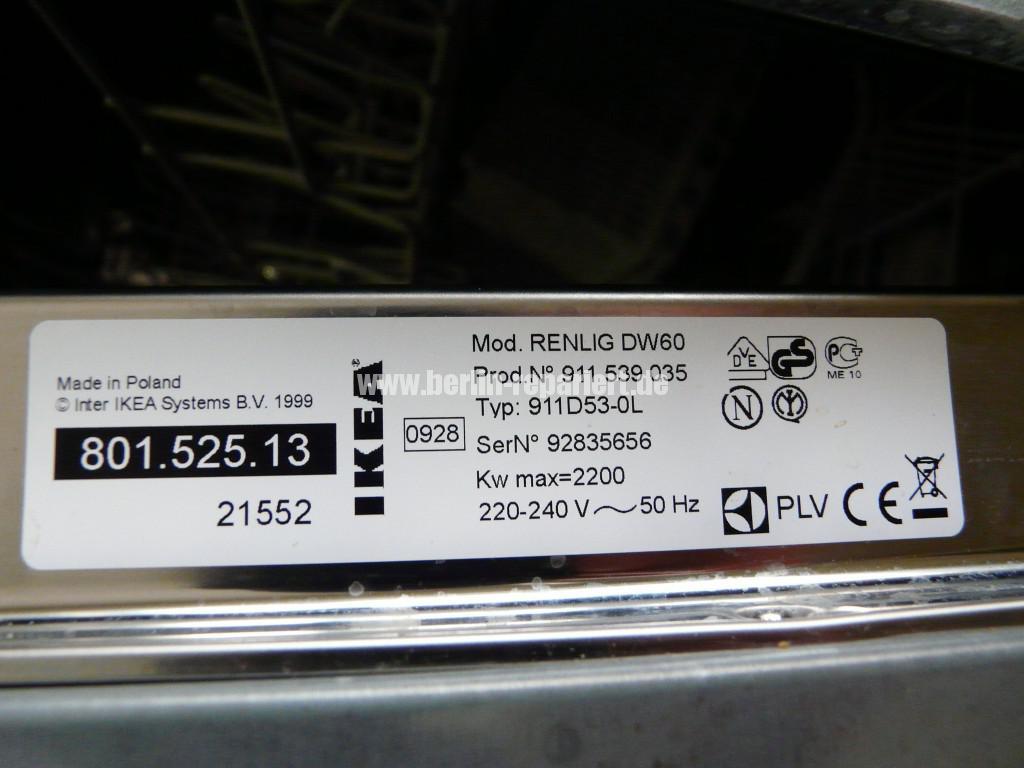 IKEA 801.525.210, Pumpt nicht ab (9)