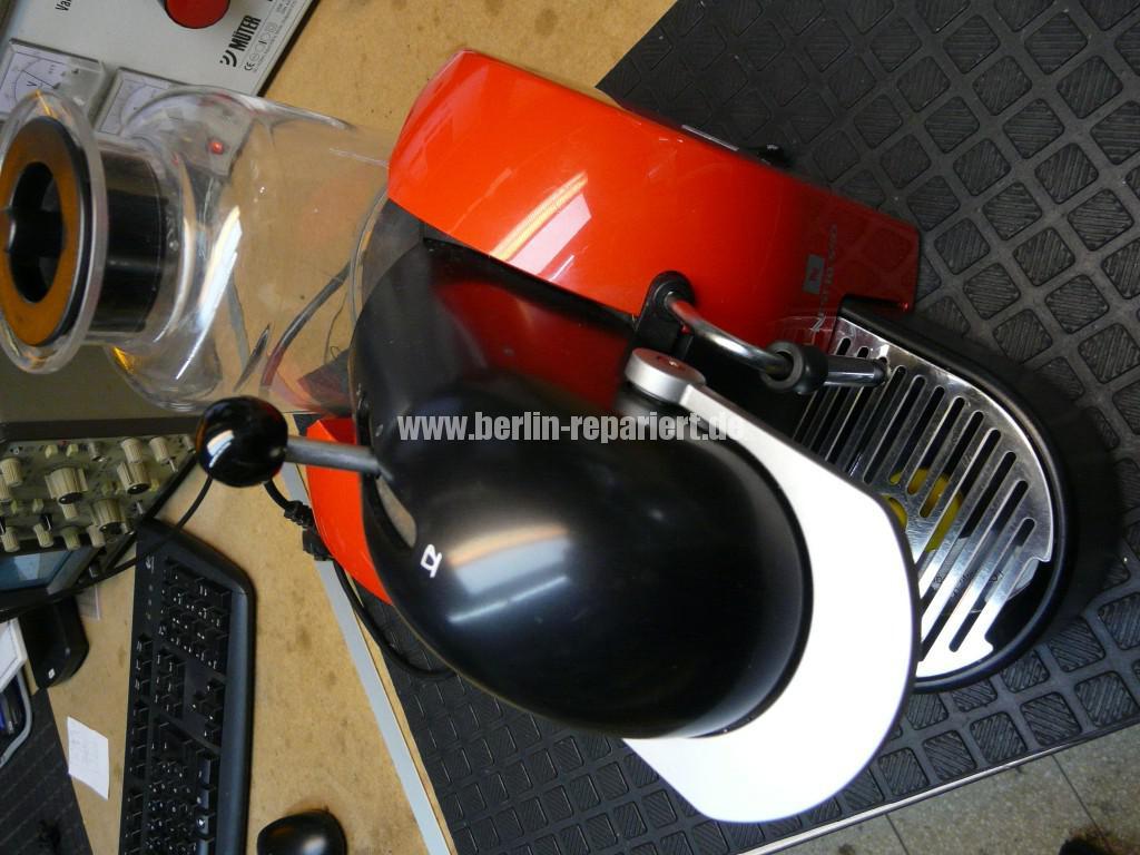 Jura Nespresso Typ636, zieht kein Wasser (1)
