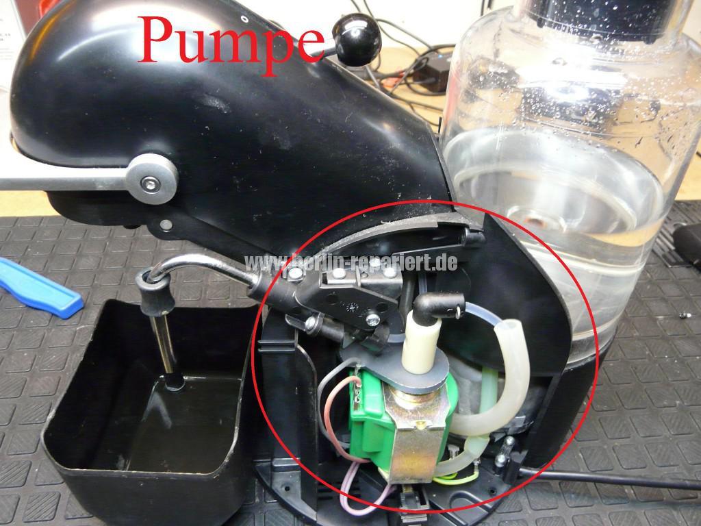 Jura Nespresso Typ636, zieht kein Wasser (5)