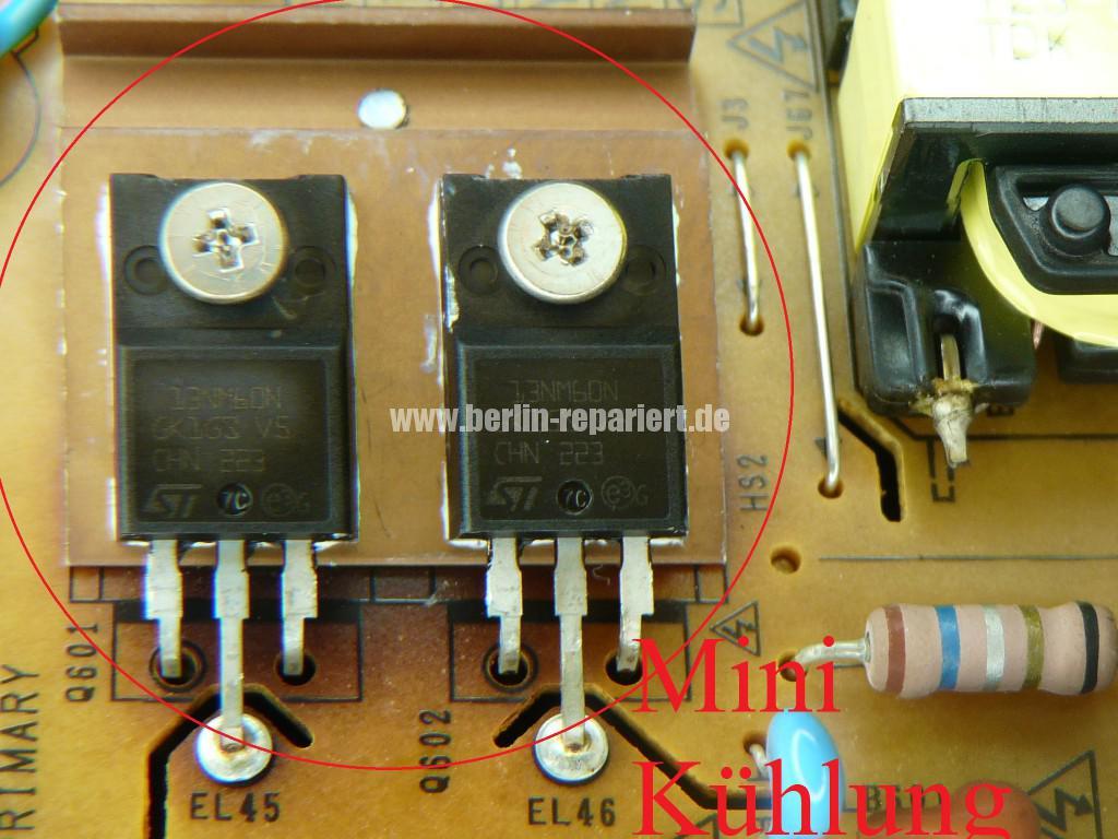 LG 42LM620S, Netzteil Defekt, Reparatur (5)