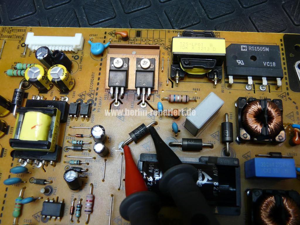 LG 42LM620S, Netzteil Defekt, Reparatur (6)
