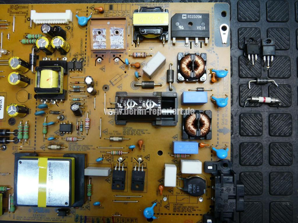 LG 42LM620S, Netzteil Defekt, Reparatur (7)
