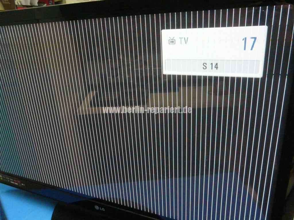 LG 50PQ3000, EBT58011921, Streifen in Bild(2)