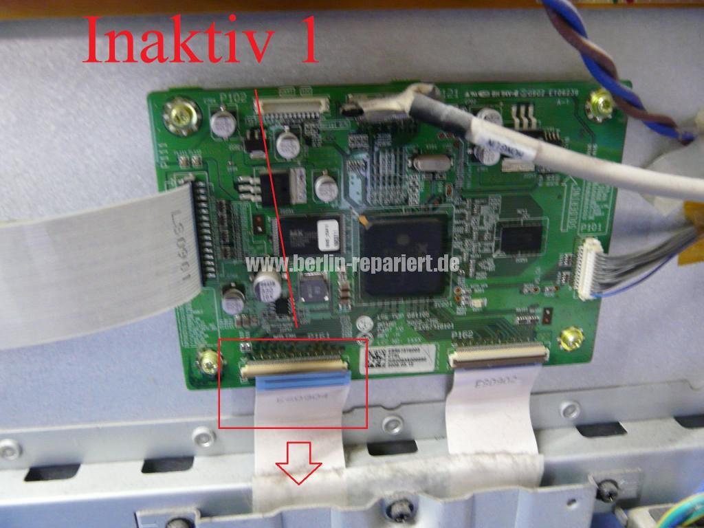 LG 50PQ3000, EBT58011921, Streifen in Bild(5)