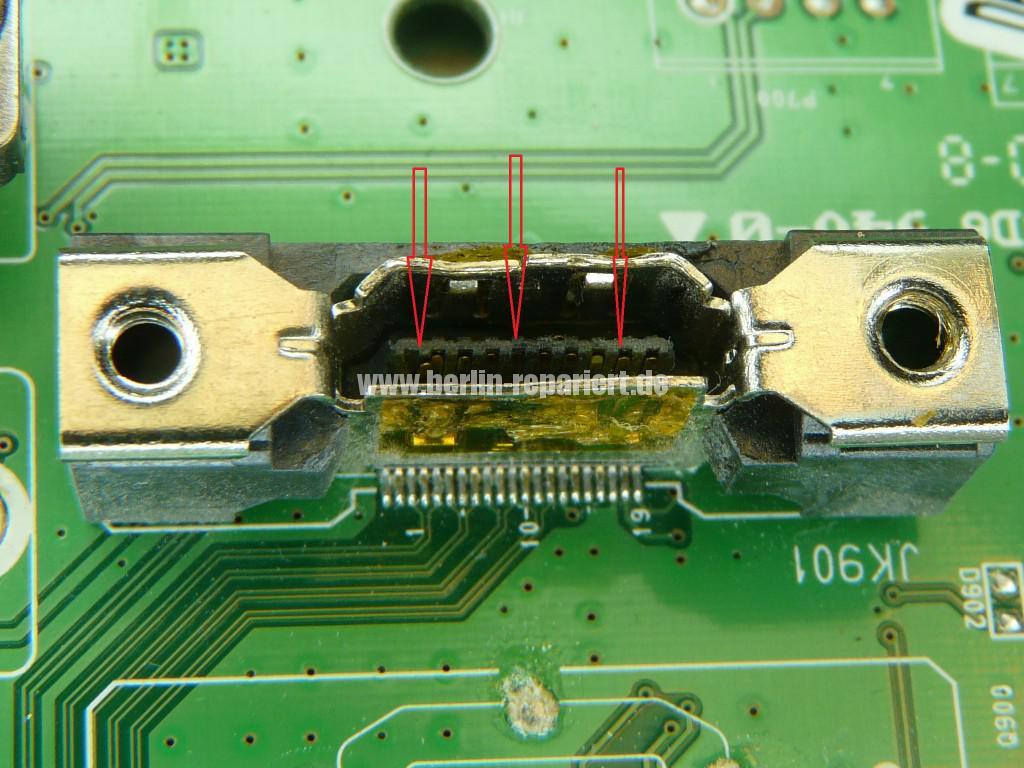 LG HDMI Defekt, Board EBT60728325 (5)