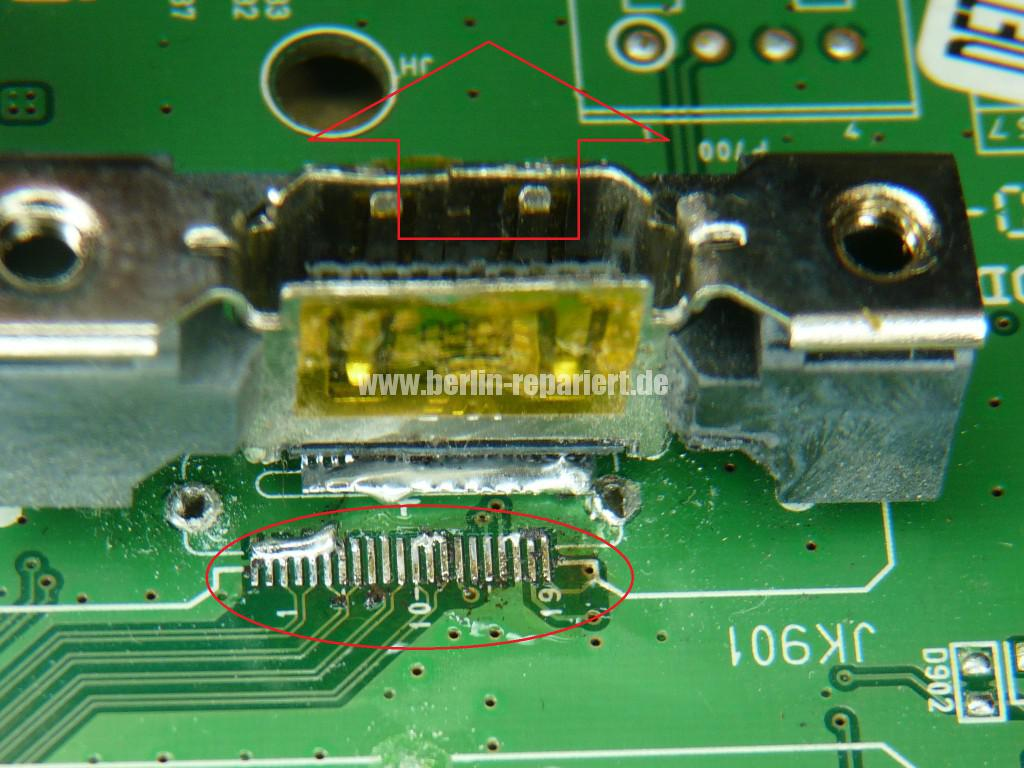 LG HDMI Defekt, Board EBT60728325 (7)