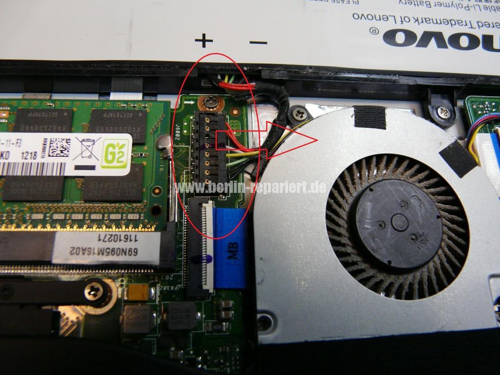 Lenovo Display Kabel, tauschen (2)