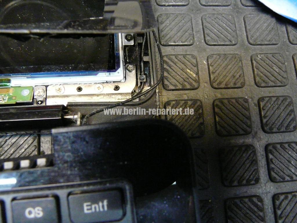 Lenovo Display Kabel, tauschen (4)