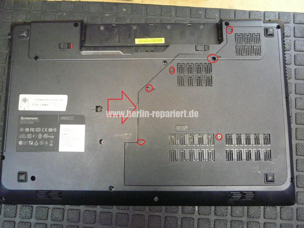 Lenovo G780, geht nicht an (1)