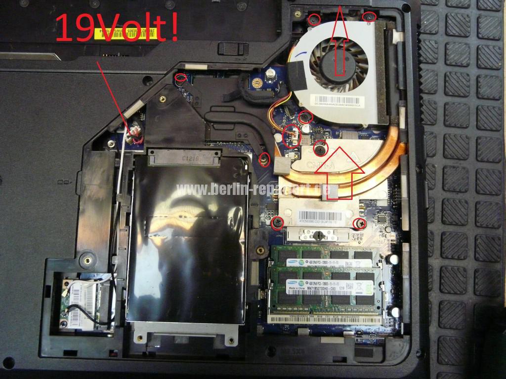 Lenovo G780, geht nicht an (2)