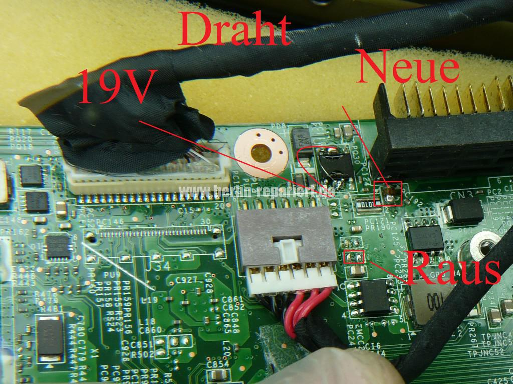MSI MS-16GD, Akku wird nicht geladen, kein Strom über den Externen Netzteil (12)