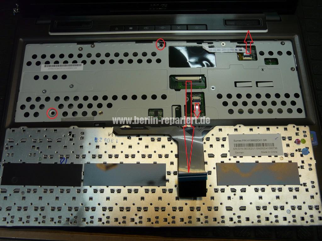 MSI MS-16GD, Akku wird nicht geladen, kein Strom über den Externen Netzteil (7)