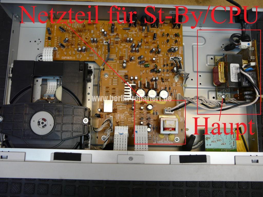 Maranz CD5001, keine Funktion nur St-By (2)