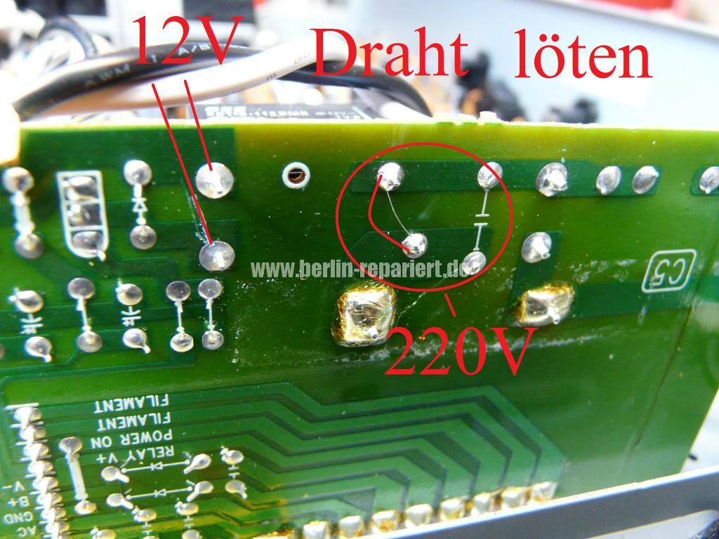 Maranz CD5001, keine Funktion nur St-By (7)