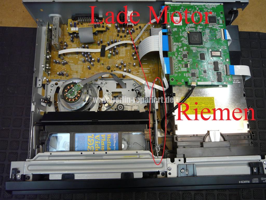 Medion MD 83425, Kassette kommt nicht mehr raus (2)