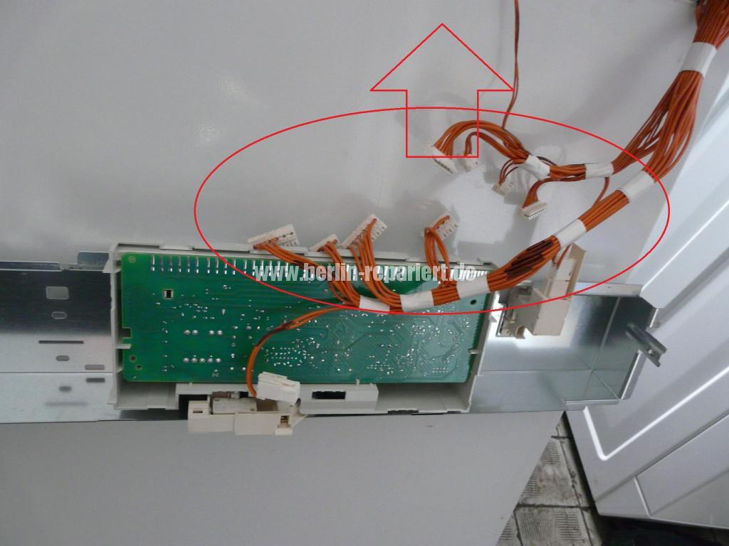 Miele G4302, TYP ELPW513-A, Display Defekt (2)