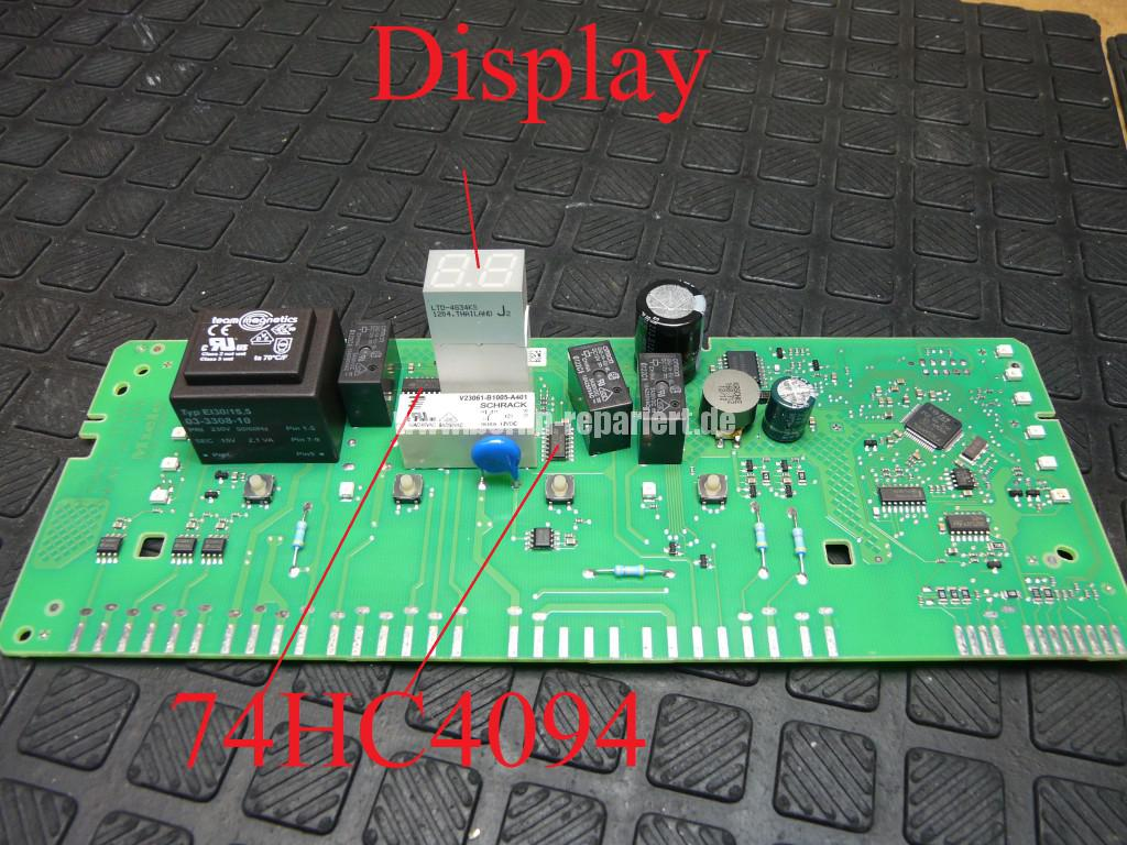 Miele G4302, TYP ELPW513-A, Display Defekt (7)