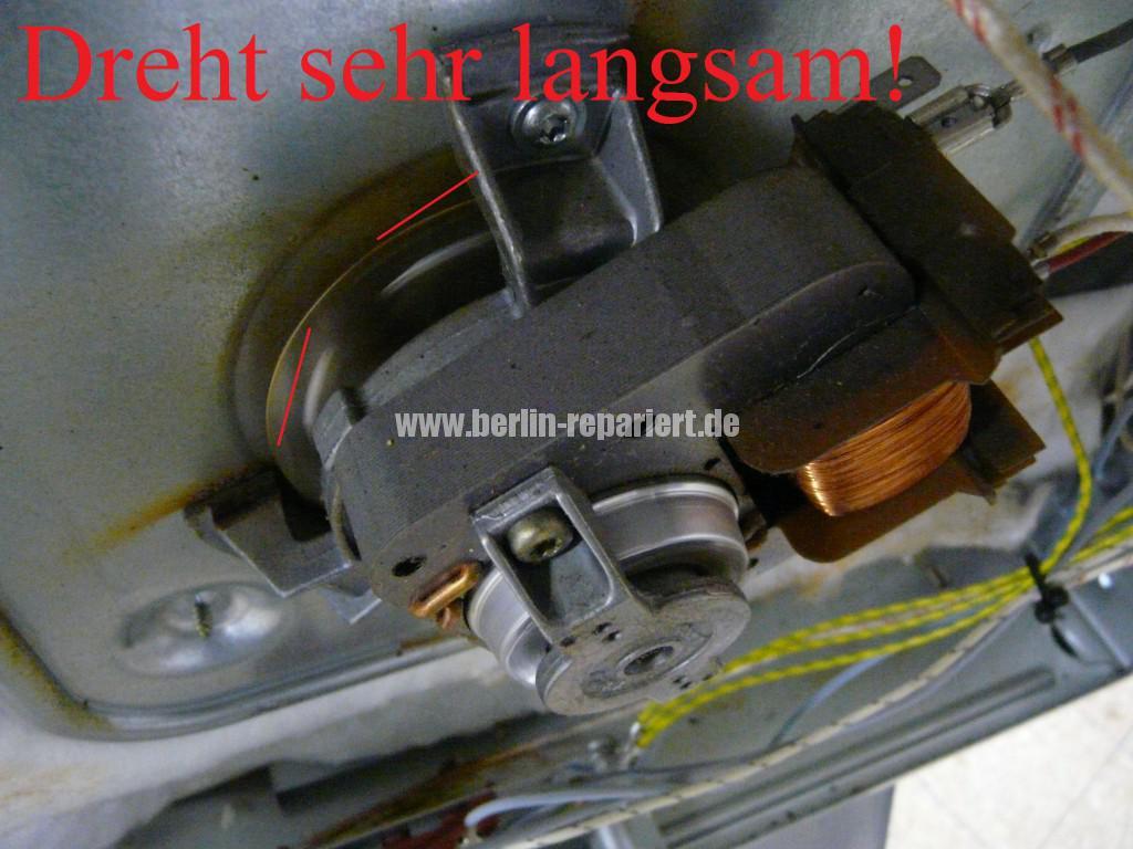 Neff Mega 4649, Gebläsemotor Defekt (6)
