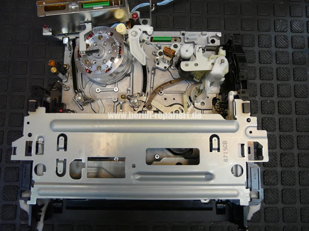Panasonik Error F03 F04, K Meschanik, Lademotor Reparieren (2)