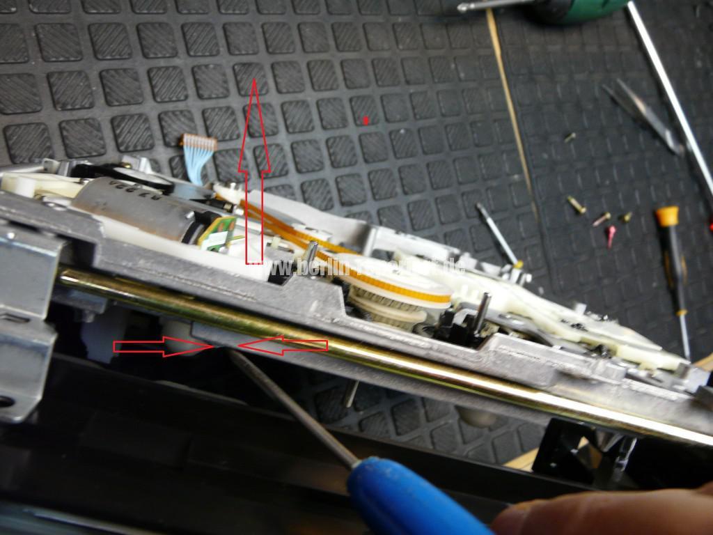 Panasonik Error F03 F04, K Meschanik, Lademotor Reparieren (5)