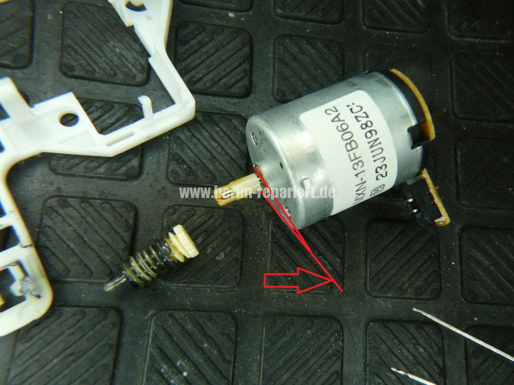 Panasonik Error F03 F04, K Meschanik, Lademotor Reparieren (9)