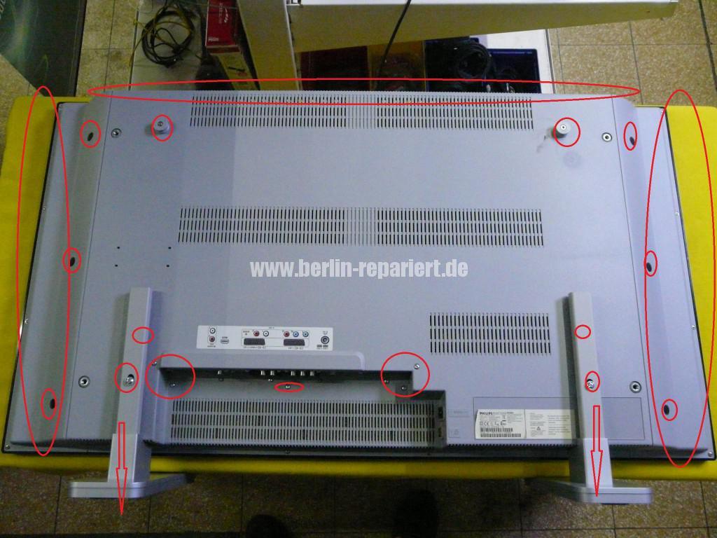 Philips 37PF3321, keine Funktion (2)