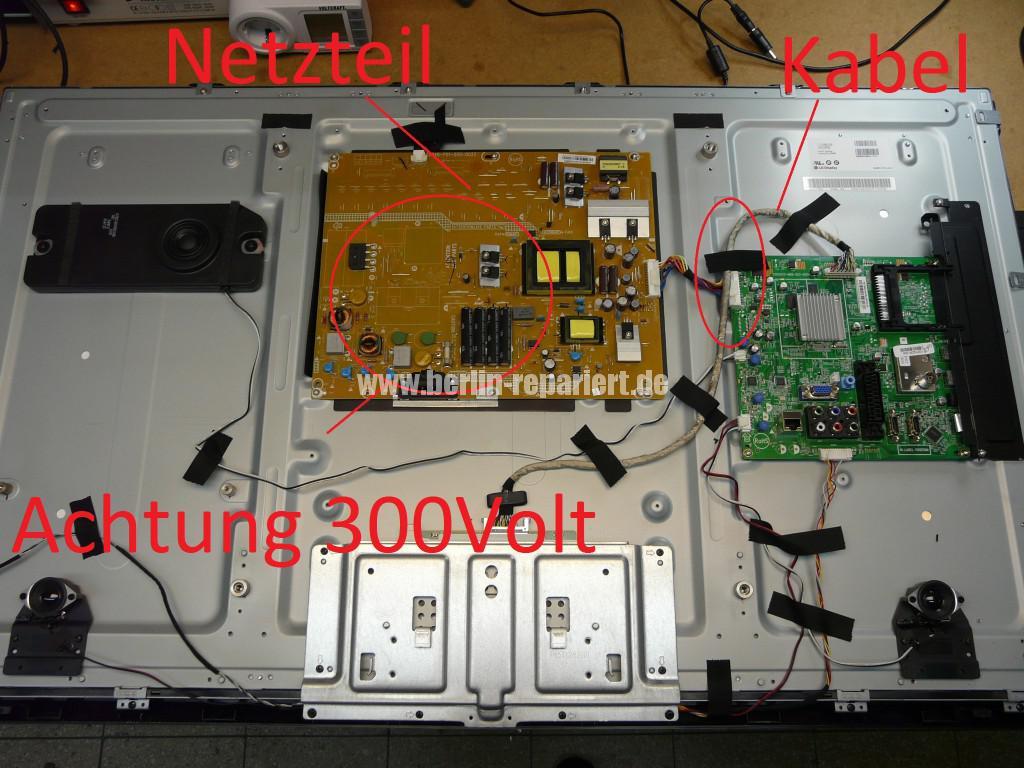 Philips 42PFL3507, keine Funktion (3)