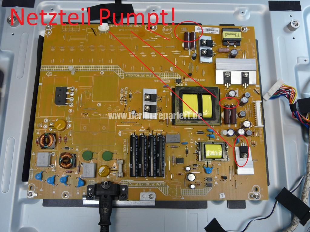 Philips 42PFL3507, keine Funktion (4)