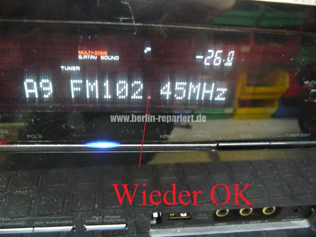 Pioneer VSX-920-K, schlechte Bedienung (10)