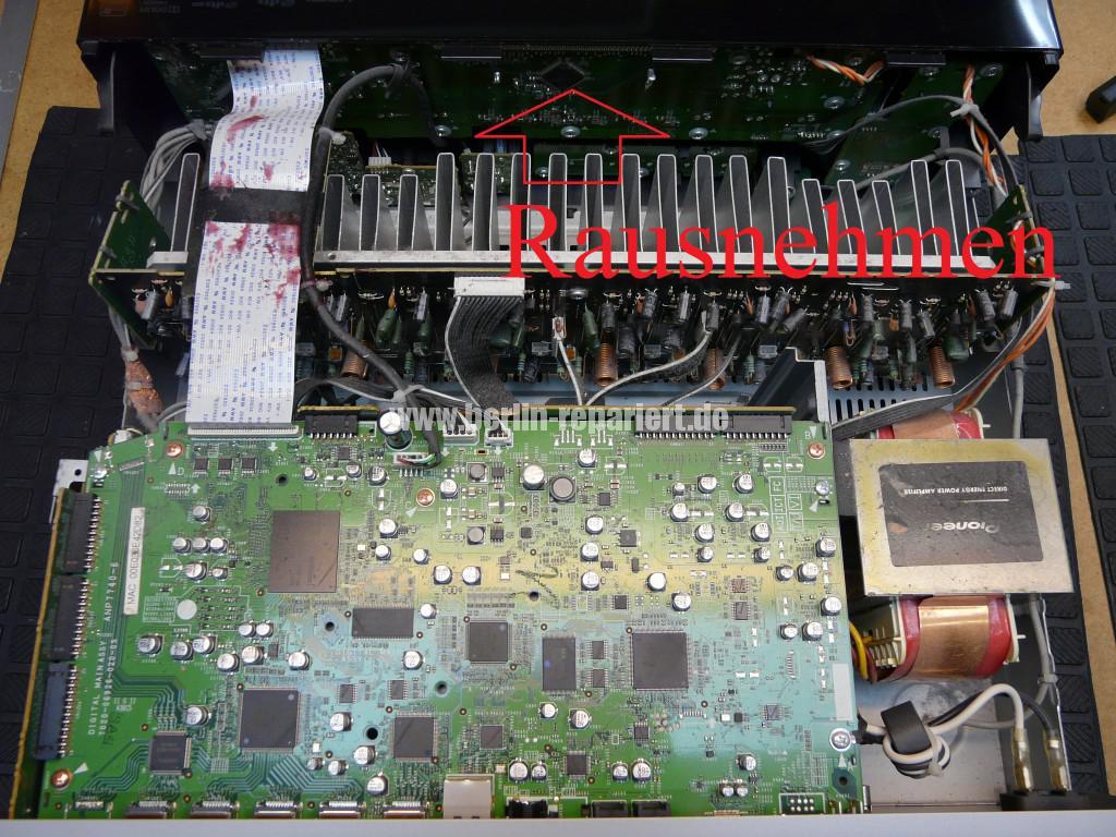 Pioneer VSX-920-K, schlechte Bedienung (3)