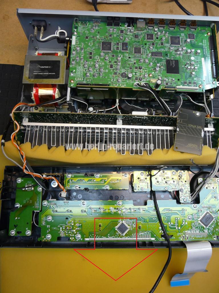 Pioneer VSX-920-K, schlechte Bedienung (5)