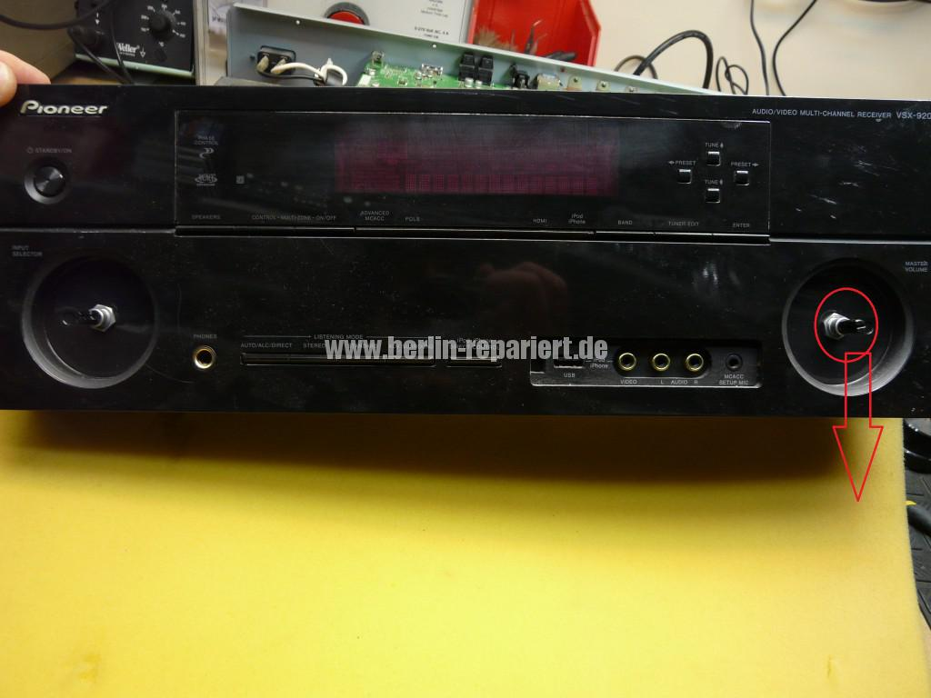 Pioneer VSX-920-K, schlechte Bedienung (6)